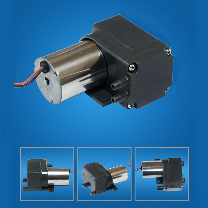 70kpa vacuum 14L/M  diaphragm brushless industrial vacuum pump<br><br>Aliexpress