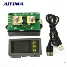 Multifunction Wireless Color LCD Voltage Current Meter Capacity Electricity Meter Coulometer 0-120V 100A(China)