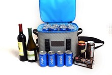 GZLBO 24 can Hopper Flip Portable Cooler waterproof cooler bag(China)
