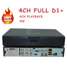 4CH Full D1 DVR Real time Recording 4 Channel Standalone CCTV DVR HDMI 1920*1080 Output P2P Cloud Mobile Phone Viewing