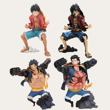 Anime One Piece King of Artist Gear 4 Fourth Monkey D Luffy Collection PVC Figure Doll Resin Collection Model Toys collection
