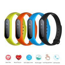 Buy Y2 Plus Smart Wristband Heart Rate Monitor Blood Pressure Oxygen Fitness Tracker Smart Bracelet PK Android IOS mi band 2 for $13.99 in AliExpress store