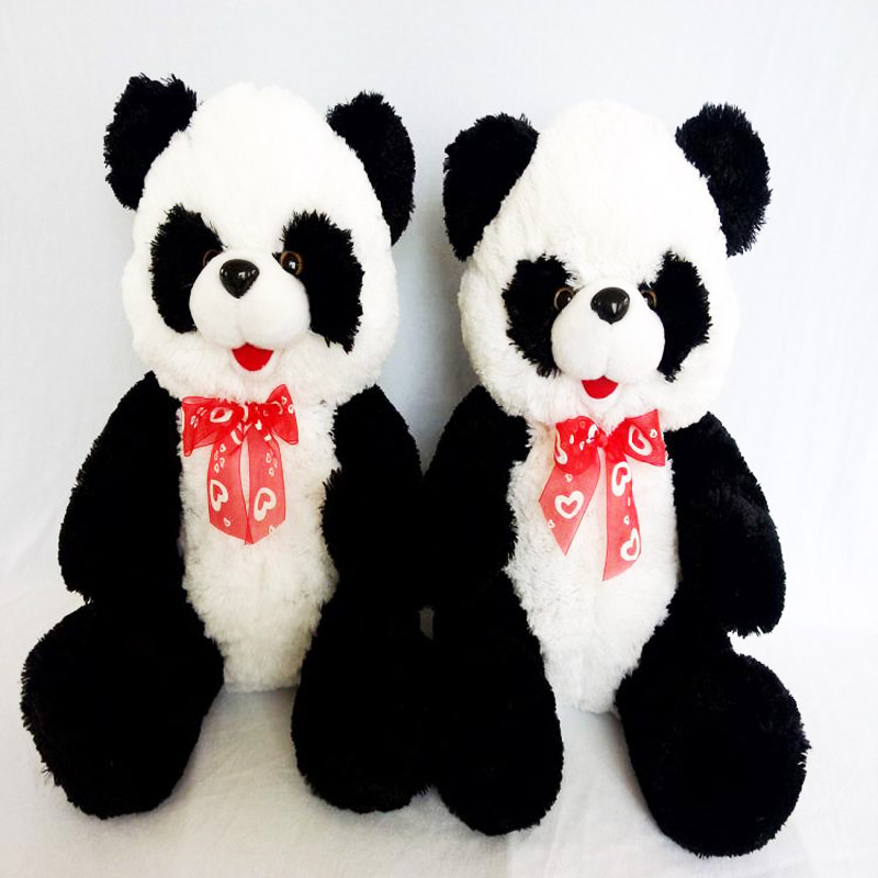 42cm/17 Kawaii Panda Simulation Stuffed Plush Pandas Cute Plush Toys Doll Soft Stuffed Animals Baby Toys Gifts For Birthday 08<br><br>Aliexpress