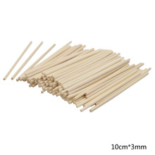 3mm*10cm Premium Rattan Reed Fragrance Oil Diffuser Replacement Refill Sticks Reeds 100pcs