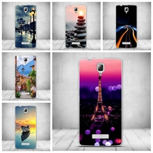 Luxury Back Cover Soft TPU Case For Lenovo A2010 A 2010 Slim Thin Silicone Phone Cases For Lenovo A2010-a /A 2010 Back Skin Bags