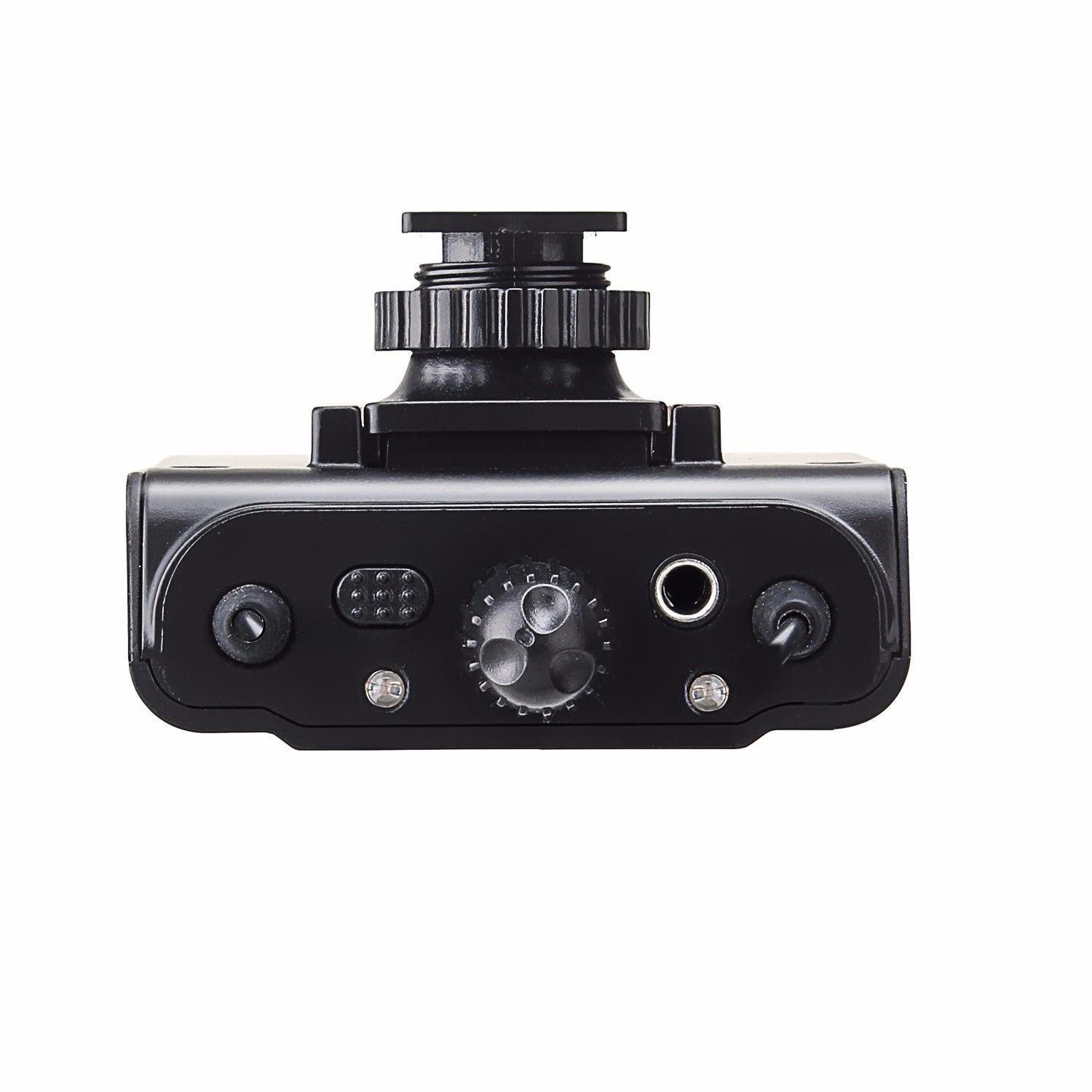 Acemic DV-100 Transmitter Receiver Wireless Mic Microphone for DSLR Camera DV, Pro Audio System Shooting Interview Recording