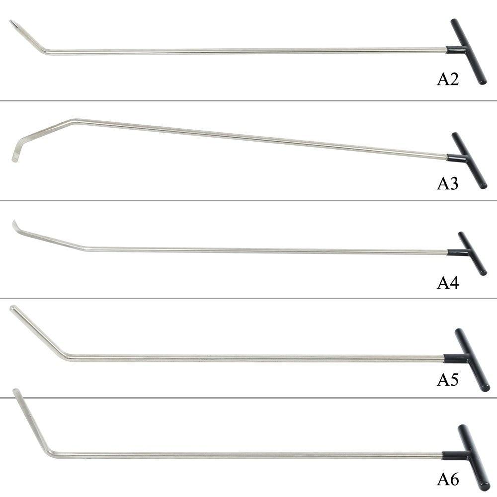 WHDZ-paintless-dent-repair-PDR-Hook-Tools-Push-Rod-Black-Car-Crowbar-Paintless-Dent-Repair-Tools