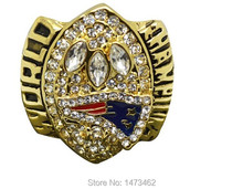 2004 New England Patriots Super Bowl Championship Rings Replica Football Jerseys(China)