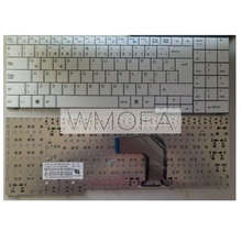 TR laptop Keyboard FOR Clevo DNS ECS MB50 MB50II MB50IA MB50IA1 MP-09R16SU-3603 white