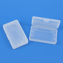 [20PC/ LOT] Hard Clear Plastic Cases Games Card Cartridge box for Gameboy Advance for GBA Free Shipping(China)