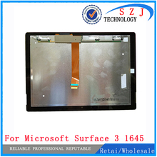 10.8'' inch High Quality LCD Complete For Microsoft Surface 3 1645 lcd display touch screen digitizer Assembly panel generation