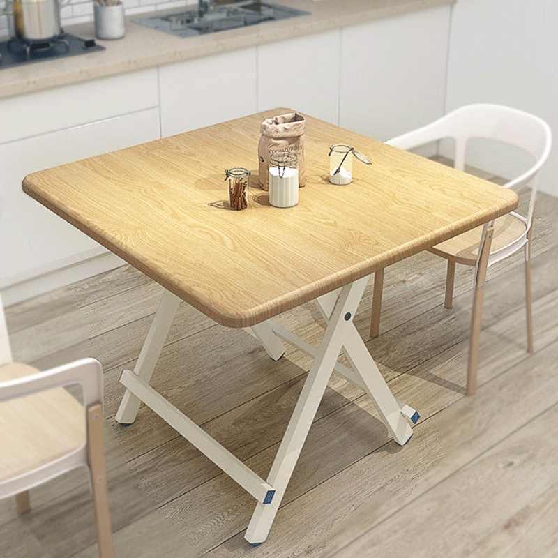 Mesa de comedor de cocina plegable para el hogar, estudio ...