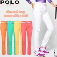 Brand Polo Tour Performance Dri-Fit Slim Elastic Womens Golf Pants Size Women's Premium Pants Modern Rise Sexy Fitness Gym Sport