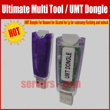 100% NEW Original Ultimate Multi Tool Dongle UMT Dongle For Huawei for Alcatel for Lg for samsung Flashing and unlock