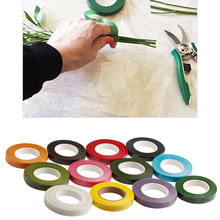 Corsages Buttonhole Artificial Flower Stamen Wrap Florist Floral Stem Tape  Resealable Wrap