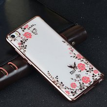 Buy Luxury Cover Xiaomi Mi 5S Plus 5 4 4S Mi5S Mi5 MI4 MI4I MI4C Redmi Note 4 3 2 Pro 3S 3X Flowers Diamond Soft Tpu Case for $1.34 in AliExpress store