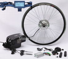 Free shipping , CE-Approved electric bike kit 36v 250w ebike conversion kit with 36v 8ah lithium battery(China)