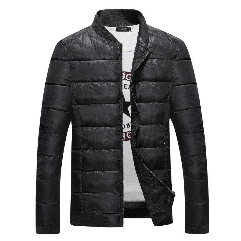 New Casual Stand Collar Cotton-padded Men Coat Winter Quality Waterproof Herren WinterjackeÎäåæäà è àêñåññóàðû<br><br>