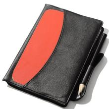 New Sport Football Soccer Referee Notebook Wallet Red Card And Yellow Card(China)