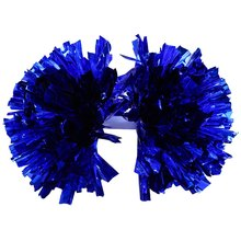Cheerleading Pom Poms Aerobics Show Dance Hand Flowers Cheerleader Pompoms for Football Basketball Match