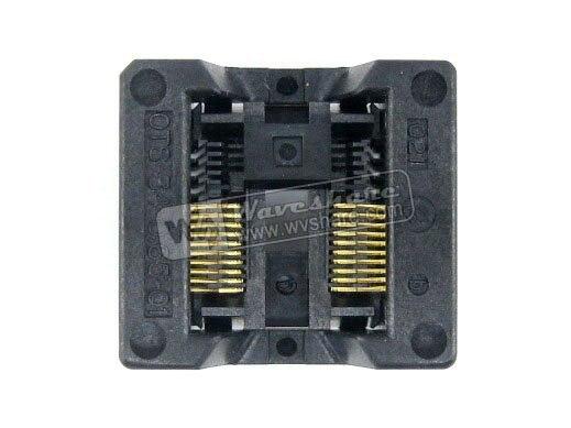 Enplas OTS-20(34)-0.65-01 SSOP20 TSSOP20 IC Test Burn-in Socket Programming Adapter 0.65mm Pitch 5.3mm Width <br><br>Aliexpress