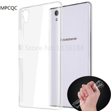 Buy MPCQC Transparent Crystal Clear Silicon Back Cover Phone Case Lenovo VIBE X2 Pro A536 A6010 Plus S850 A7000 A2010 P1M P1 P70 for $1.09 in AliExpress store