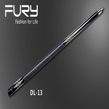 Fury cues pool sticks /58'shaft /11.75mm &12.75mm (optional) /maple cue /Fury DL Series Model DL-13(China)