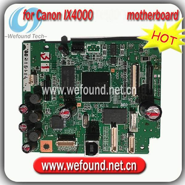 Hot!100% good quality for canon IX4000  printer formatter board motherboard only support CLI-8 and PGI-5  cartridges<br><br>Aliexpress
