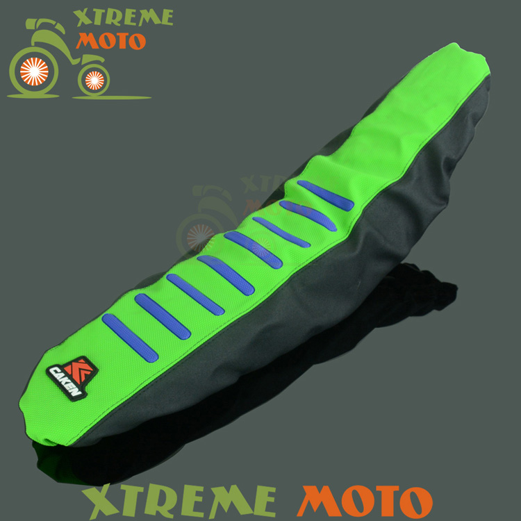 New Gripper Soft Seat Cover For Kawasaki KXF 250 KX250F KX 250F 13-16 Motocross Enduro Motorcycle Supermoto Dirt Bike Off Road<br>