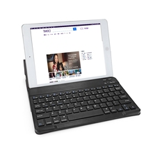 7 / 9.7 Inch Ultra Slim Portable Wireless Bluetooth Keyboard 59 Key with Li Battery for Android Windows iOS Mac Tablet PC TV Box