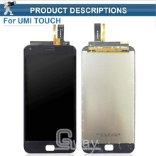 Original UMI TOUCH Screen Display LCD 5.5 inch Touch Digitizer Assembly Replacement For UMITOUCH Cell Phone with tools