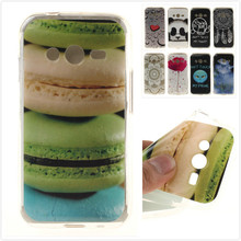 Luxury Quality Phone Case for Samsung Galaxy Ace 4 Lite G313 G313H Ace4 Neo G318H SM-G318H IMD TPU Silicone Design Cover