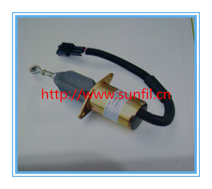 Wholesale fuel shutdown solenoid 37Z36-56010-A  ,37Z36-56010 , 24V<br>