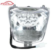 ATV Front Light Headlight For 50cc 70cc 90cc 110cc 125cc Mini ATV QUAD BIKE BUGGY(China)