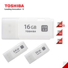 TOSHIBA USB Flash Drive 32GB 64GB Pen Drive 16GB Pendrive 64gb 32gb Flash Memoria USB Stick U Disk Storage USB 3.0 16 gb 32 gb
