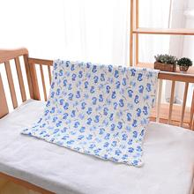 90 X 90cm Newborn Baby Infant Cotton Gauze 6-layer Beach Towel Blanket Soft Absorbent Swimming Towel Travel Blanket(China)