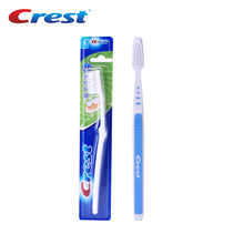 Crest 1pc Nano Ultra Medium Soft Toothbrush Travel Brush Oral Care Adults Kids Cleaning Tooth Brush Eco Manufacturer