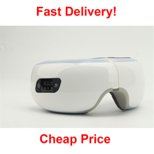 New Electric Air Pressure Eye Massager With Mp3.Wireless Vibration Magnetic Heating Therapy Massage Device.Myopia Care Glasses