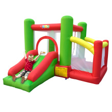 YARD Inflatable Bounce House with Slide Kids Jump Playhouse Ball Pit Outdoor Indoor Trampoline Castle Inflate Toys for Children(China)