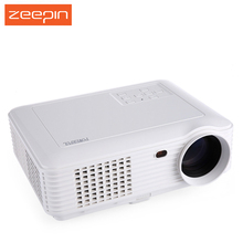 Powerful SV - 226 Home Theater 3500 Lumens 800 *480 Pixels 240W Power Multimedia Digital 100W LED Lamp LCD Projector