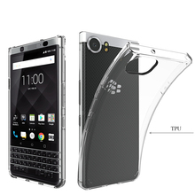 sFor BlackBerry Keyone Case Skid-proof Soft TPU Transparent Cases For BlackBerry Mercury DTEK70 Capinhas Coque Cover Case & Gift(China)