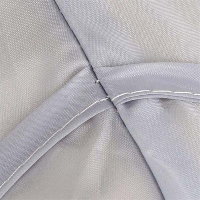 New Style Barber Nylon Cloth Foldable High Quality Hair Cutting Cloak Umbrella Cape Suitable For Home Salon