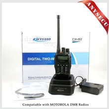 2015 hot sales china KIRISUN DMR digital tp660 DP660 handheld radio uhf 400-470MHz ham transceiver(China)