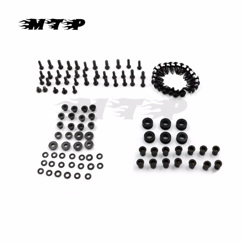 Motorcycle Complete Fairing Bolts For Honda CBR1000RR CBR 1000RR 2006 2007 CBR 1000 RR 06 07 Body Fastener Fixation Screw Set<br>