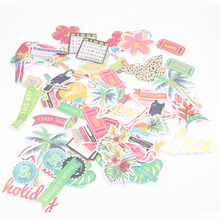 122pcs Colorful Cardstock Die Cuts for Scrapbooking/Card Making/Journaling Project DIY