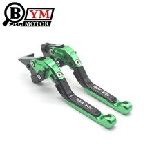 For KAWASAKI NINJA ZX-6R 90-99 ZX-9R 98-99 ZZR 600 90-04 ZXR 400 ER-6N ER-6F 06-08 Motorcycle Short Brake Clutch Levers Green