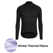 Buy MTB Bike Long Sleeve Clothing Maillot Ciclismo Pro Team Ropa Ciclismo Invierno 2017 Winter Thermal Fleece Cycling Jersey for $19.98 in AliExpress store