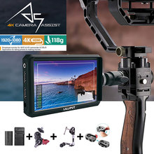 Lilliput A5 1920x1080 4K HDMI in/out Broadcast 5 inch Camera/Video Field Monitor Canon Nikon Sony Zhiyun Gimbal smooth 4