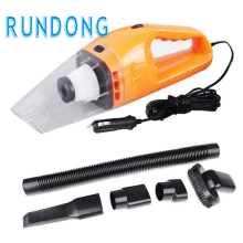 12V Mini Portable Car Vehicle Auto Recharge Wet Dry Handheld Vacuum Cleaner_KXL0701