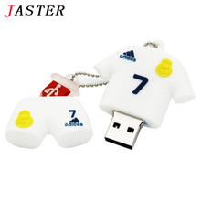 JASTER jersey bwin pen drive sport usb flash drive  football series memory stick USB 2.0 U disk 4GB 8GB 16GB 32GB cartoon